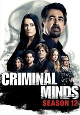 Criminal Minds: Season 12 (DVD,2017)
