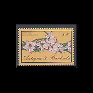 Antigua, Sc #955, MNH, 1986, Orchid, Flowers, Flora, ASD-C
