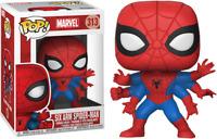 Exclusive Six-Arm Spider-Man Funko Pop Vinyl New in Box