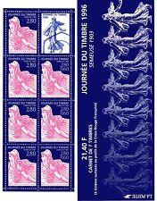 Carnet :Journée du Timbre 1996-(Yvert : n° BC  2992)