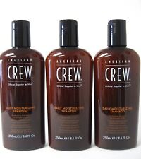 American Crew Daily Moisturizing Shampoo Quotidiano Capelli Idratante 250ml