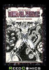 JIM STARLIN MARVEL COSMIC ARTIFACT EDITION HARDCOVER New Boxed Artist Hardback