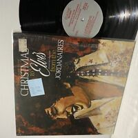 Christmas To Elvis From The Jordanaires- Classic Records Rock LP- VG+/VG+