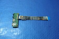 """Asus X53E-Rs51 15.6"""" Genuine Laptop Usb Audio Board w/Cable 69N0Kbb10H01-01"""