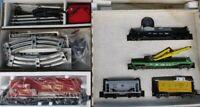 Lionel O Gauge O27 GP-9 Black Diamond Train Set #6-11702U1