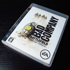 Battlefield: Bad Company PS3 PlayStation 3 JAPAN Import, with Manual Book #0103