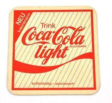 Coca-Cola Light Coke Beer Coasters Coasters Coaster Germany