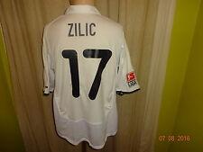 """Hertha bsc berlín nike UEFA-Cup jugador camiseta 02/03 """"Arcor"""" + nº 17 Zilic talla L"""