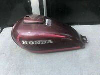 1979/1980 Honda CM400T OEM Fuel Petrol Gas Tank With Lid and Liner