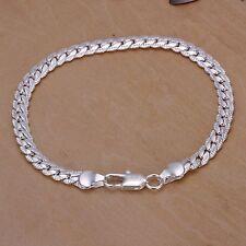 Women bracelet silver plated  925
