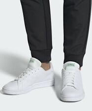 Adidas Scarpe Sportive Sneakers Uomo Bianco Verde Advantage Core