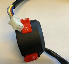 4 WIRES Kill Start Stop Light Switch ATV Quad 110cc 125cc Chinese TaoTao kids