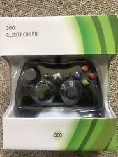 Xbox 360 Wired Controller Gaming Pad - Black - New&Sealed Box