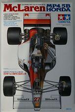 20026 Tamiya 1:20 McLaren MP4/5B Honda Kit with Marlboro Decals
