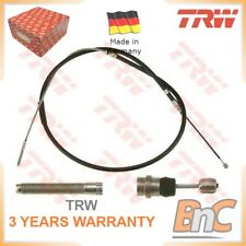 RIGHT PARKING BRAKE CABLE BMW TRW OEM 34411165020 GCH2616 GENUINE HEAVY DUTY