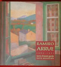 Ramiro Arrue 1892-1971  terre d'avant garde terre Ancestrale expo 1996 à Pau