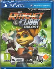Ratchet and Clank: trilogy Jeu PS VITA SONY ~ Neuf/Scellé