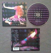 CD Madonna Confessions On A Dance Floor electronic pop no lp mc dvd vhs(ST1)