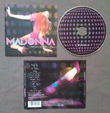 CD Madonna Confessions On A Dance Floor electronic pop no lp mc dvd vhs (ST1)