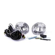 OEM CLEAR FOG LIGHT KIT WIRING + SWITCH+Lamps Cover for TOYOTA RAV4  2004 2005 h
