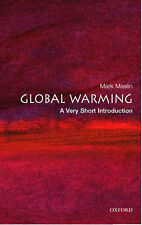 A Very Short Introduction.Global Warming by Mark A. Maslin(Paperback,2004)