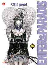 manga Enfer & Paradis tome 18 Tenjo Tenge Oh! Great Panini EPUISE Ecchi Rare 20