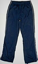 Old Navy Navy Blue/White Workout Exercise Pants Size S Nwot