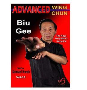 Advanced Wing Chun Biu Gee Vol 11 DVD