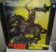#9853 NRFB Hasbro Planet of the Apes Movie Thade with Battle Steed