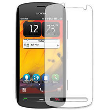 Clear Mobile Phone Glossy Screen Protectors for Nokia