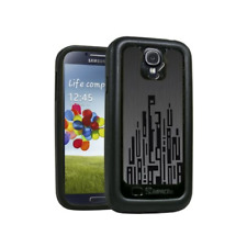"Impact Gel ""Transformer"" Black Shock Resistant Galaxy S3 Case"
