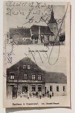 26201 AK Schkopau knapendorf locanda, Chiesa e Monumento 1926