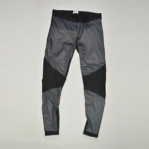 Pearl Izumi Vintage Panelled Cycling Running Fleece Pants Made in USA Size L