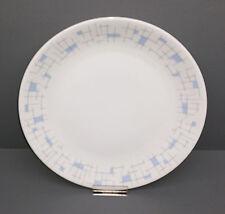 Arzberg Kuchenteller - Form 1495 – Gitterdekor - blau - 19,5 cm
