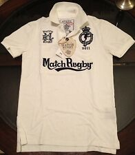 Authentic Ralph Lauren Rugby Polo Shirt Short Sleeve Kicker Sz XS New With Tags