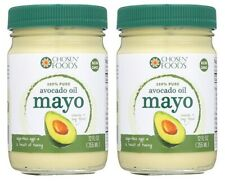 Chosen Foods Traditional Mayo Avocado Oil Based 2 Pack