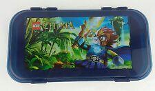 LEGO Chima Laval Blue Minifigure, Pencil,Crayon Storage Box/Case  499539 New