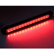 15LED Waterproof Ultra-Slim Stop Light Brake Lamp for Car Trailer Truck Pickup