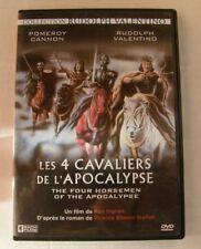 DVD LES 4 CAVALIERS DE L'APOCALYPSE - Rudolph VALENTINO / Pomeroy CANNON