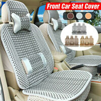 1/2pcs Fashion Car Front Seat Cover Protector Breathable Universal Car SUV