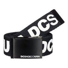Accessoires noirs DC en polyester pour homme