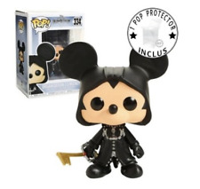FUNKO POP KINGDOM HEARTS - ORGANIZATION 13 MICKEY LTD AVEC HEROES PROTECTOR