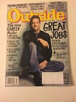 Outside Magazine (Mar 2018) The Work Issue ~ Great Jobs ~ Pro Adventure ~