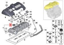 Genuine BMW E60 E70 E85 E92 F10 Valvetronic System Eccentric Shaft Sensor Seal