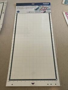 "Brother Scan N Cut DX Standard Tack Adhesive Mat 12"" X 24"""
