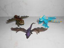 LOOSE Spin Master DreamWorks Dragons: SKRILL GRUMP DEADLY NADDER Mini Figure 4+