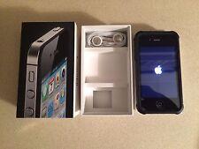 Apple iPhone 4 - 16GB - Black (Verizon) Smartphone
