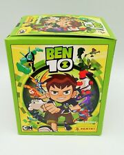 PANINI BEN10 BEN 10 BOX 50 bustine di figurine DISPLAY packets STICKER TUTEN