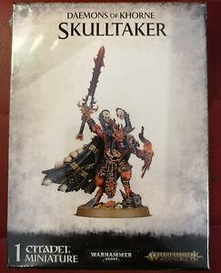 Skulltaker, Daemons of Khorne