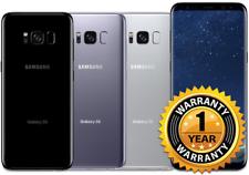 """Samsung S8 G950u 5.8"""" 64GB 4G LTE GSM Desbloqueado 1 Ano De Garantia"""